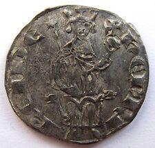 CROISADES - Royaume de Chypre - Henri II de Lusignan - 1310-1324 - Gros -