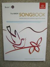 The ABRSM Songbook Book 1 with CD *NEW* Publisher ABRSM