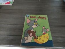 TOM & JERRY #211 WISH POWER 1962
