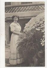 Prinzessin August Wilhelm Von Preussen RP Postcard Germany Royalty 044b