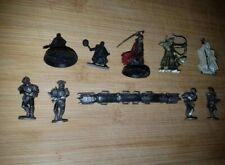 Warhammer Lord Of The Ring Metals + Uruk Kai Battering Ram
