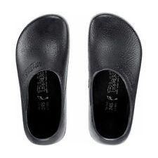 BIRKENSTOCK BIRKIS PROFI Black, Sizes 43 Chef Cook Nurse Clogs Shoes Super Birki