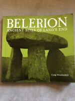 Belerion: Ancient Sites Of Land's End By Craig Weatherhill 1981 1st Ed PB Book