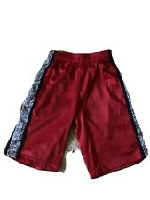 Cougar sport size 8 basketball shorts Red