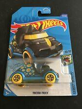 2020 Hot Wheels Tricera-Truck 212/250 Secret Treasure Hunt STREET BEASTS 10/10