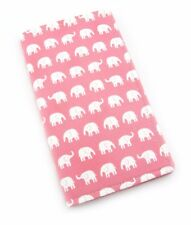 2018 Slimline Planner Diary, 2 Weeks to an Opening - Baby Pink Elephants