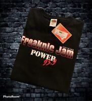 vintage 06 freaknic picnic shirt size XL Three Six Mafia Chris Brown Bow Wow Htf