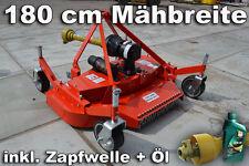 Sichelmulcher 180 cm inkl. Zapfwelle Mulcher Sichelmäher Mähwerk Messermähwerk
