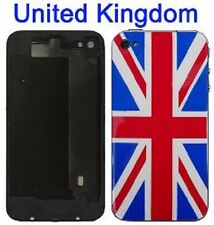 Guscio posteriore BackCover United Kingdom per iPhone 4