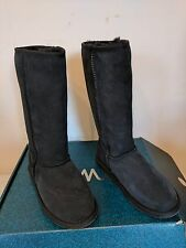 EMU Australia Unisex Stinger Hi Boot,Black,Men's 4 M/Women's 5 M
