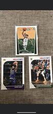Giannis Antetokounmpo And Lebron James NBA Hoops Card Lot