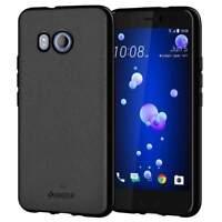 For HTC U11 Shockproof Hybrid TPU Case Skin Silicone Bumper Gel Cover Rubber