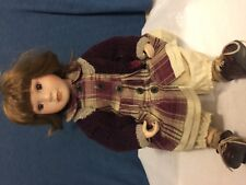 "Boyds  Doll Yesterday's Child ""Kelly"" 17"" 134/12000"