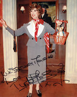 Anita HARRIS SIGNED Autograph Photo 10x8 AFTAL COA Singer Entertainer Carry On