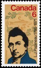 Canada   # 539   LOUIS JOSEPH PAPINEAU  VF-NH  1971 Pristine Gum