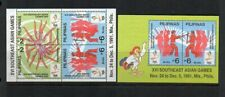 Philippines #2113b & c - **NH** Souv  Sheets  - only 12,500  issued - scarce