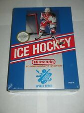 Ice Hockey (Nintendo NES, 1988) NEW Factory Sealed #1