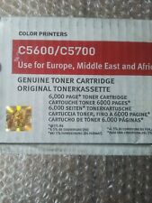 OKI TONER CARTRIDGE C5600 C5700 BLACK