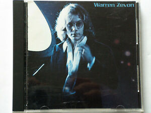 WARREN ZEVON: WARREN ZEVON - CD - Made in Japan!
