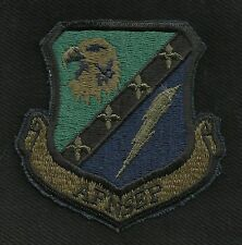 1st Air Force - AFNSEP Military Patch Subdued - Security Emergency Preparedness