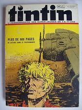 album Tintin belge 121 1974 recueil BE Derib Reding Dupa Hermann Pratt etc