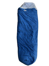 Vintage HOLUBAR Mountaineering Down Sleeping Bag Boulder Colorado Blue