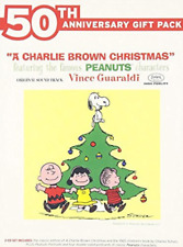 Vince Guaraldi – A Charlie Brown Christmas: 50th Anniversary Gift Pack CD