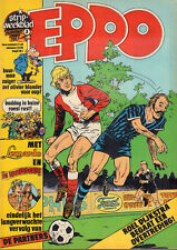 STRIPWEEKBLAD EPPO 1977 nr. 03 - LUC ORIËNT/ROEL DIJKSTRA(COVER)/TRIGIË/PARTNERS