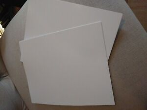 100 sheets 8.5 x 11 double sided glossy card cover stock paper laser 80lb thick