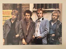 Sex Pistols,Rebel Rock, Mega Rare Authentic 1985 Poster