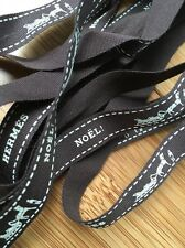 Authentic HERMES Noel Christmas Ribbon 101 Inches! Rare! Only 1 On eBay!