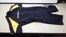 New** NeoSport Mens Dive Wetsuits XSPAN 3mm Shorty [E31532]