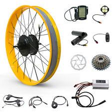 Electric Bicycle Kit 48V 1000W Rear Wheel E Bike Conversion kit Motor LCD Meter