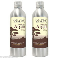Culinary Argan Oil 400ml for Eating - 14 fl oz