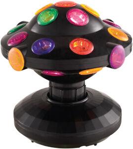 6 Inch Revolving Disco Ball Lighting Effect