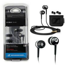 Sennheiser CX 300-II Precision In-Ear only Headphones * Black * UK Seller