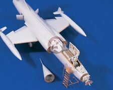 Verlinden 1/48 Lockheed F-104 Starfighter Detail Set (for Hasegawa) [w/PE] 1637