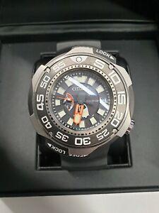 Citizen Promaster Eco-Drive Prof Diver 1000m TITAN BN7020-09E