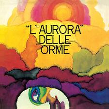 LE ORME L'aurora delle orme LP italian prog