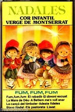 CAS - COR INFANTIL VERGE DE MONTSERRAT - NADALES, FUM,FUM,FUM (CINTA PRECINTADA)