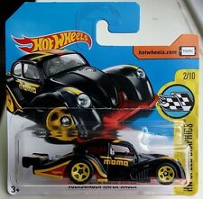 Hot Wheels Volkswagen Beetle Käfer Momo Racer - black