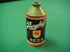 Berghoff Beer Cone Top by Berghoff Brewing of Ft Wayne Irtp Established version