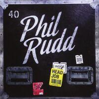 PHIL RUDD - HEAD JOB   VINYL LP NEU