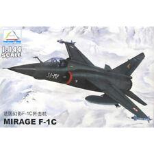 80409 Hobby Boss 1/144 Model French Phantom F-1C Military Aircraft Warplane Kit