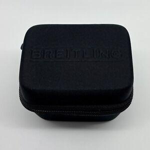 Authentic Breitling Black Service Travel Watch Box Case Storage READ DESCRIPTION