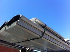 COLORBOND BRAND NEW Shale Grey 4000mm Suredeck Kliplok Roofing Sheets