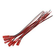 5 Paar 22AWG 200 mm Drahtseil mit 2Pin JST MF Stecker fuer RC-Batterie Motor