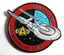 "Star Trek Enterprise 1701-B MicroFleet DELUXE 2+"" Cloisonne Pin (STSH013)"