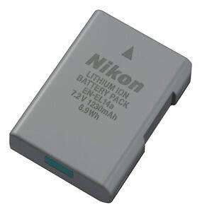 Akku Nikon EN-EL14a für Nikon D5600, D5500, D5300, D5200, D3400, D3300, P7800