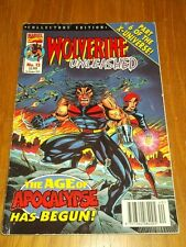 WOLVERINE UNLEASHED #13 MARVEL UK COMICS 1ST OCTOBER 1997
